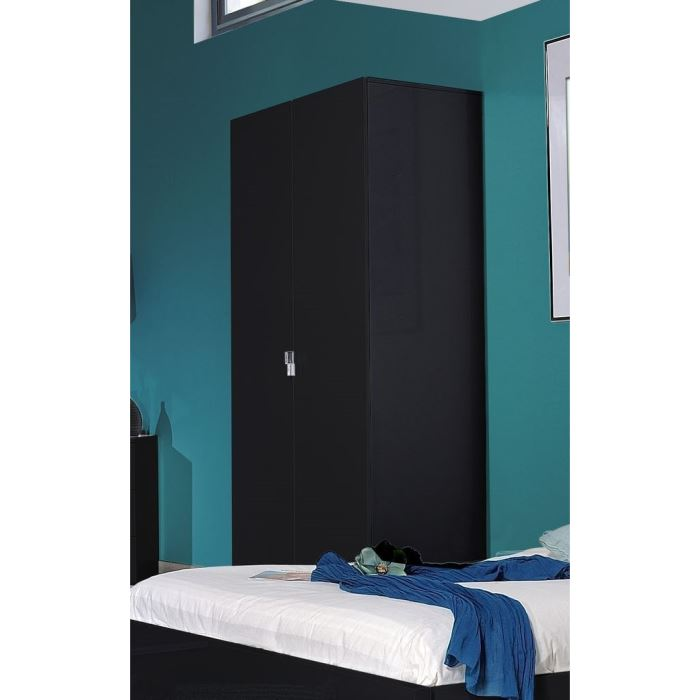 Design armoire noire pas cher dijon 1213 armoire armoire for Armoire de rangement exterieur pas cher