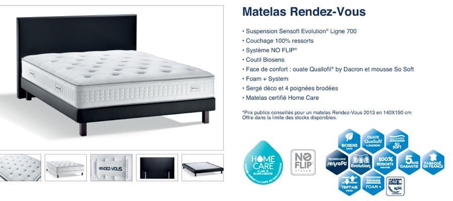 matelas simmons rendez vous 2013 marseille entrepot de la literie. Black Bedroom Furniture Sets. Home Design Ideas