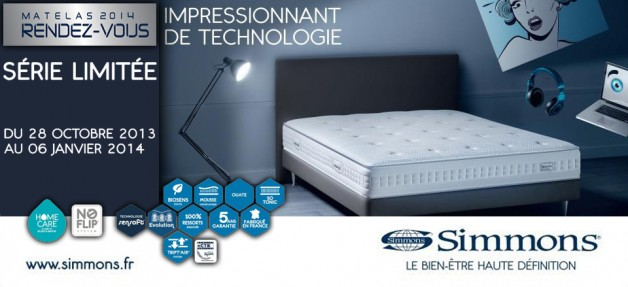 matelas simmons rendez vous 2014 marseille entrepot de la. Black Bedroom Furniture Sets. Home Design Ideas
